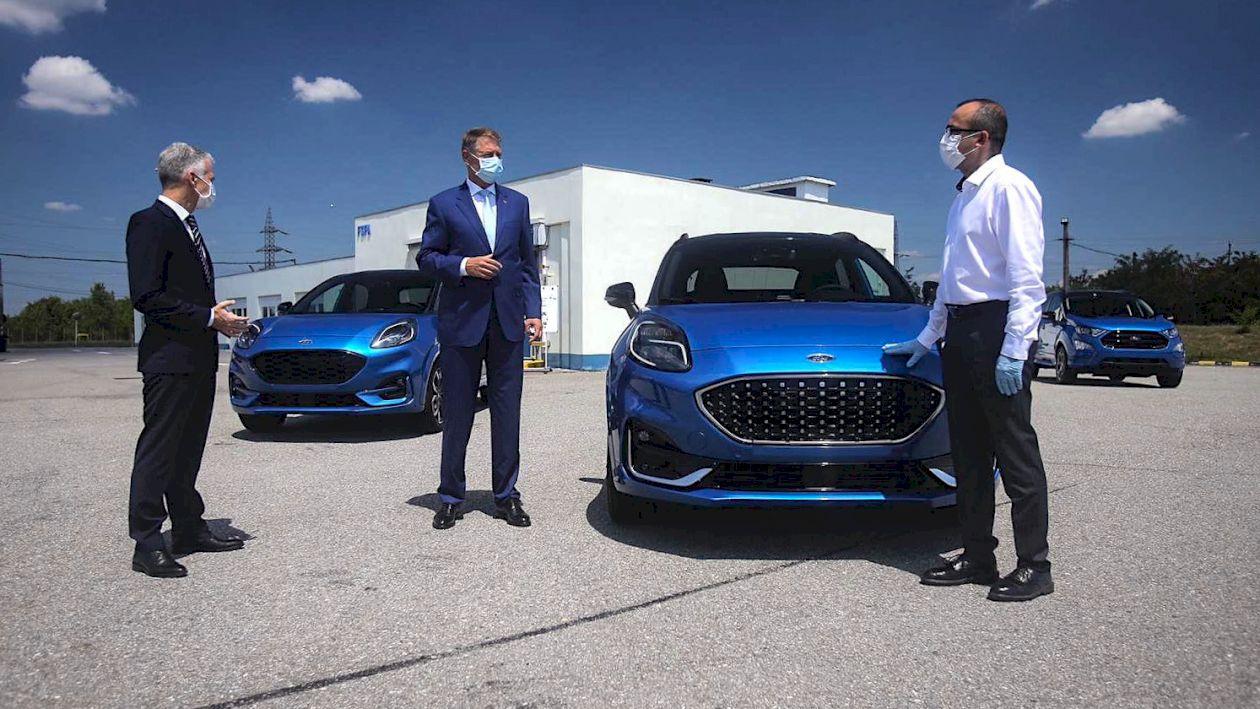 Ford vrea să producă doar mașini electrice până în 2030. Ce se va întâmpla cu fabrica de la Craiova