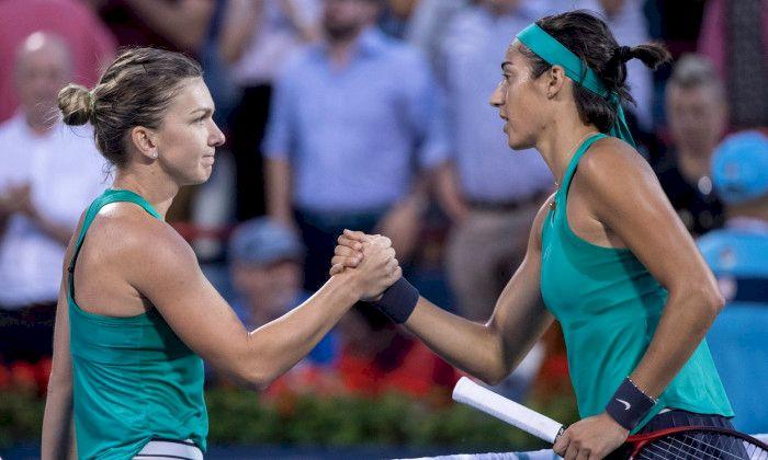 Simona Halep s-a calificat în turul 3 la turneul de la Miami. Cine este următoarea adversară