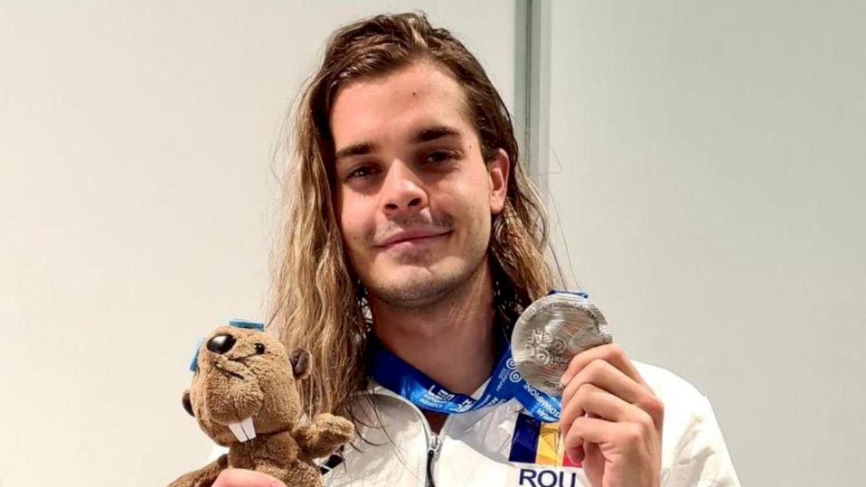 Premieră istorică pentru România! Avem cel mai superb campion la natație: tocmai a câștigat și aurul european. Cine este Robert Glință