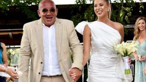 Roxana Nemeș s-a căsătorit. Ce diferență de vârstă este între ea și soțul ei, Călin Hagima. Internauții au fost surprinși de imagini